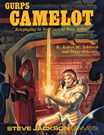 [GURPS CAmelot Cover]